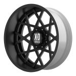 """XD403 Chopstix""  available in matte black, custom color, and high lustre polished chrome"
